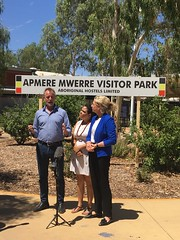 Aboriginal Hostels, Alice Springs, 10/12/2018