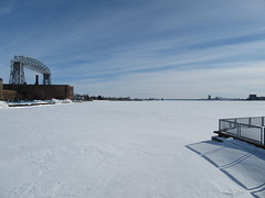 Lake Superior (TheTransitCamera) Tags: winter lakesuperior water frozen ice duluth mn minnesota northland city