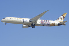 Etihad Airways Boeing 787-900 Dreamliner; A6-BLG@ZRH;23.03.2019 (Aero Icarus) Tags: zrh zürichkloten zürichflughafen zurichairport lszh plane avion aircraft flugzeug