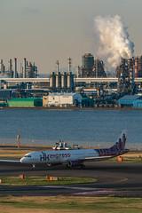 20190324 HND B-LEK (dora9092) Tags: airbusa321231 hnd 羽田空港 tokyointernationalairport 香港エクスプレス a321200 東京国際空港 hanedaairport hkexpress rjtt