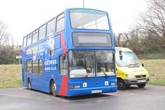IMGD9017 GSC 1973 X573EGK Poole 18 Mar 19 (Dave58282) Tags: bus gosouthcoast 1973