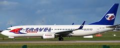 Boeing 737-8BK OK-TVN (707-348C) Tags: dublinairport dublin eidw passenger airliner jetliner boeing boeing737 oktvn travelserviceairlines tvs travelservice b738 2011 ireland dub