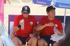 Alexander Beller, Marcelo Guzman-TenisP Playa-02393 (ComunicacionesCOCH) Tags: santiago chile chl