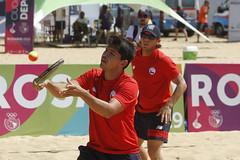 Alexander Beller, Marcelo Guzman-TenisP Playa-02391 (ComunicacionesCOCH) Tags: santiago chile chl