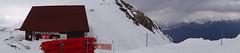 rosa-khutor_peak-pano_2 (ProSpeleo) Tags: rosa khutor alpine ski resort krasnodar krai russia aibga ridge western caucasus roza plateau krasnaya polyana роза хутор красная поляна пик горные лыжи ратрак панорама