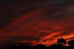 Sunset 3 5 19 #39 (Az Skies Photography) Tags: sun set sunset dusk twilight nightfall sky skyline skyscape rio rico arizona az riorico rioricoaz arizonasky arizonaskyline arizonaskyscape arizonasunset cloud clouds red orange yellow gold golden salmon black march 5 2019 march52019 3519 352019 canon eos 80d canoneos80d eos80d canon80d