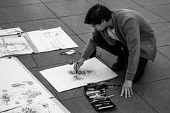 (Feininger's Cat (Thanks for 1.3 million views!)) Tags: leica leicam8 summaritm50mmf24 blackandwhite street streetartist apsh leicasummaritm12450 summarit summarit50 50mm leicam rangefinder messsucher ccdsensor