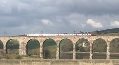 Cross Country Trains Class 220 (10/04/2019) (CYule Buses) Tags: royalborderbridge eastcoastmainline crosscountrytrains voyager class220