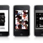 iPhone用アプリケーションの写真
