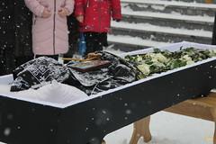 28. Похороны схимонахини Магдалины (Черных) 11.01.2019