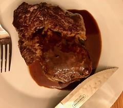 Steak (stefan aigner) Tags: brno brünn czechrepublic food foodporn letssteaking restaurant steak tschechien tschechischerepublik