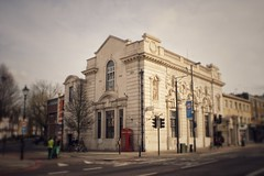 Islington Central Library – Art Nouveau in Highbury (marc.barrot) Tags: artnouveau henrythare islingtoncentrallibrary architecture building uk n5 london islington highbury hollowayroad islingtonpubliclibrary