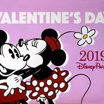 2019 Disney Parks Valentine's Day Sign thumbnail