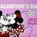 2019 Disney Parks Valentine's Day Sign