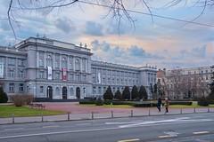 (Yvan Rouxel) Tags: cityofzagreb croatia january mimaramuseum wpcroatia winter zagreb hrv