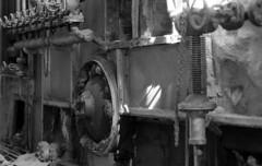 MCM | Archeologia Industriale (Marco Martucciello) Tags: marcomartucciello marcomartucciellofotografia mcm salerno cotoniere film pellicola nikonf6 ilfordhp5 hp5 archeologiaindustriale abandoned blackandwhite manifatturecotonieremeridionali