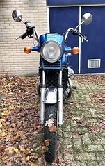 1978 Honda CX 500 (Steenvoorde Leen - 13.2 ml views) Tags: 2018 doorn utrechtseheuvelrug 1978hondacx500 motorfiets motor motorbike motorcycle moto velomotor kraftfahrrad motorrad kraftrad motorcicleta motocicletto motocicleta