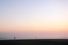 DSC_1333 (raggedstonedesign) Tags: saunton devon northdevon england uk surfing surf surfer silhouette winter mist sea water misty seamist cliff coast sands reflection sunset sunny beach warm february 2019 travel landscape outdoors outside active