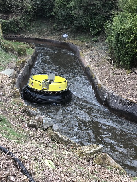 Congo River Rapids with testing Safety Improvements in 2019