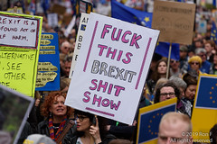 Put It To The People March - London, 23 March 2019 (The Weekly Bull) Tags: brexit britain conservative eu europeanunion london peoplesvote tory uk democracy demonstration protest rally rerun referendum remainers