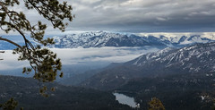 Clouds In Kings Canyon (CloudRipR) Tags: kingscanyonnationalpark mountains clouds morning snow california sierras