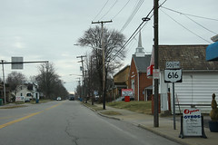 OH616 South Sign (formulanone) Tags: ohio oh616 616