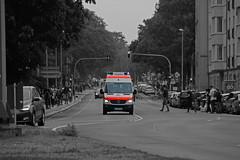 Civil Protection Emergency-Transport Ambulance (SaveLive_TV) Tags: rettung rettungsdienst responding rtw rettungswagen nktw einsatz emergency einsatzfahrzeug einsatzleitung einsatzstelle einsatzfahrt bluelights blaulicht drk mercedes benz sprinter chemnitz sachsen sondersignal mtf schnelleinsatzgruppe