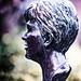 VERONICA GUERIN MEMORIAL [GARDEN AT DUBLIN CASTLE]-148748