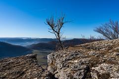 from skp-mm (skp-mm) Tags: 24mm baum himmel landschaft nature panorama schwäbischealb tree winter breitenstein blau sky festbrennweite sony