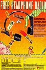 1986-Free Headphone Radio Ad-By Nabisco Brands-01 (David Cummings62) Tags: ad sandiego ca calif california davidcummings davecummings photos photo ads 1986 free headphone radio candy nabiscobrand sugardaddy
