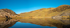 "Cwmorthin Lake (Howie Mudge LRPS BPE1*) Tags: cwmorthin lake water hills mountains sky blue reflection tanygrisiau gwynedd wales cymru uk travel adventure panasonicg9 microfourthirds mft m43 mirrorimage panasonicdcg9 leicadg1260f2840 ""flickrtravelaward"""
