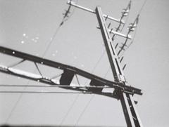 Meanwhile at the train station (Matthew Paul Argall) Tags: hanimex108f fixedfocus 110 110film subminiaturefilm lomographyfilm blackandwhite blackandwhitefilm trainstation plasticlens cheaplens
