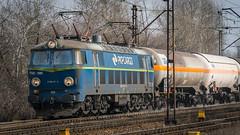 ET22-1031 (Rafał Jędrasiak) Tags: train cargo pkp et221031 warsaw warszawa poland track wagon tank cysterna emount sony a6500