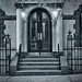 1 Monochrome monday cool doorway and lamps-3