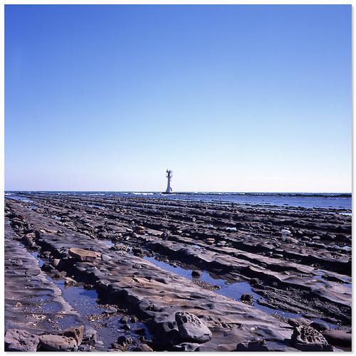 Aoshima Lighthouse - 日向青島灯台