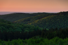 20180505-Canon EOS 6D-8599 (Bartek Rozanski) Tags: luxembourg belgium ardennes belgie belgique ardennen spring manhay landscape sunset forest mountains hill