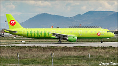 (Sir George R. F. Edwards) Tags: psa lirp avgeek plane planespotter planespotting aviation aviationspotter aviationspotting airport canon 7dmarkii planelover s7 siberia airlines airbus a321
