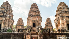 Prè Rup, Siem Reap, Cambodge (Lцdо\/іс) Tags: prèrup cambodia cambodge siemreap temple angkor archeological archaeological architecture architektur voyage travel kambodscha khmer asia asian asie asiatique baray shiva
