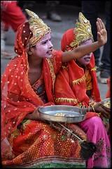 My blessings for You! (Eddie.Rasheed) Tags: pushkar fair incredibleindia india culture kids child children avatar god goddess rajasthan pilgrimage travel tourism travelphotography nikonphotography nikon nikondigital mypixeldiary