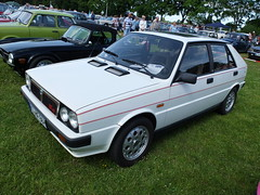 Lancia Delta HF 4WD 1986 (Zappadong) Tags: traventhal 2017 lancia delta hf 4wd 1986 zappadong oldtimer youngtimer auto automobile automobil car coche voiture classic classics oldie oldtimertreffen carshow