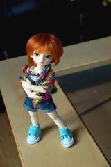 Chibi!Gerda (daggry_saga) Tags: abjd bjd balljointeddoll doll volks yosd elena