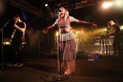 AURORA 14 © stefano masselli (stefano masselli) Tags: aurora aksnes stefano masselli rock live concert music band singer circolo magnolia milano segrate