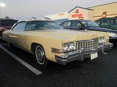 1973 Cadillac Eldorado Convertible (splattergraphics) Tags: 1973 cadillac eldorado convertible