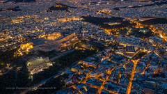 Athens from above (george papapostolou) Tags: aerial athens greece travel dji mavic2pro drone night aerialphotography dronephotography