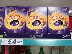 Cadbury Wispa Easter Eggs Tesco Express Leicester (@oakhamuk) Tags: easter eggs tesco express leicester eastereggs tescoexpress