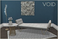 VOID @ A+ Event (VOID Home) Tags: void home second life a event decor furniture architecture release