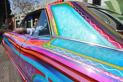 El Toxic Shock (El Cheech) Tags: lowtography elcheech cheechography photography buickriviera rumblerslosangeles rumblerscarclub rumblerscc rumblers colorful hydraulics lowlow california whittier losangeles mexican tintarebelde rockabillyray paintjob lowriderpaint lowrider buick riviera rivi toxicshock