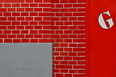 (agnes.mezosi) Tags: red minimalism minimal abstract architecture architecturephotography