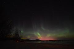 Repo1 (Mika Marttinen) Tags: puutossalmi revontulet kuopio auroraborealis northernlights
