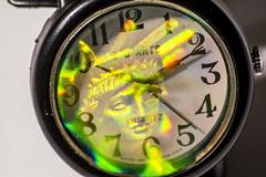 Current local time in New York, New York (Mario Donati) Tags: timepieces macromondays nikon d3100 sigma70300mm